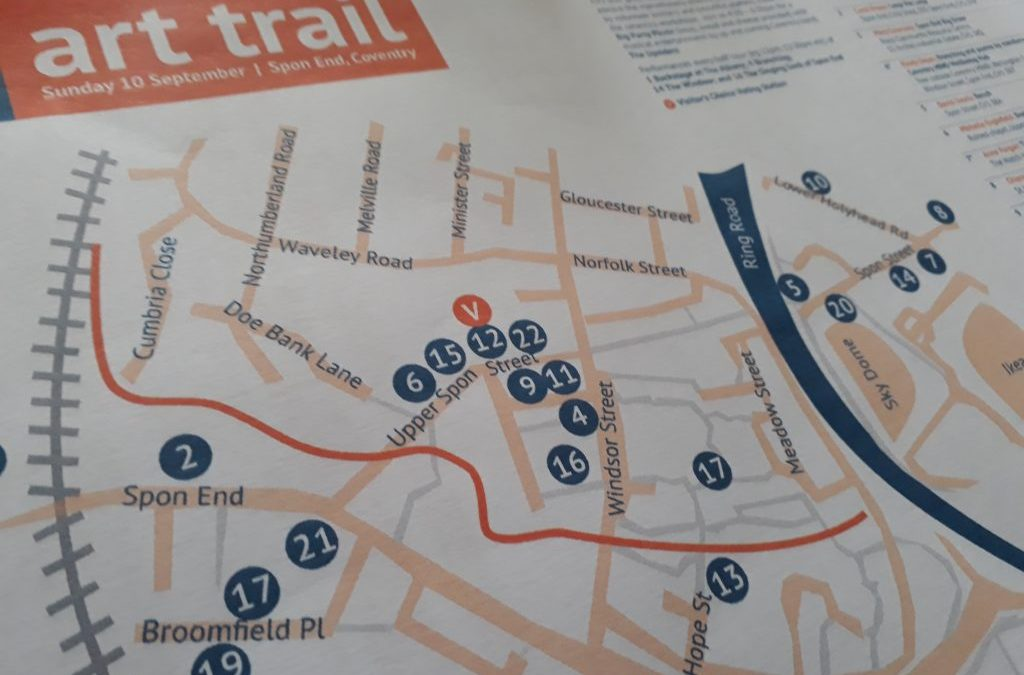 Download the Art Trail 2017 Map!