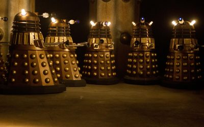 Doctor Who Scriptwriting