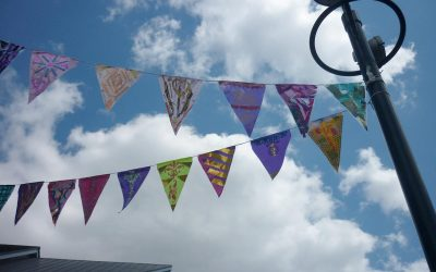 Bunting and Flag Making Workshop